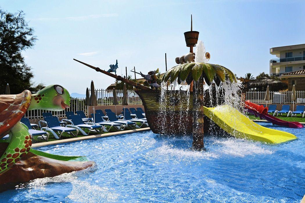 Hotel Mallorca Mit Kinderclub